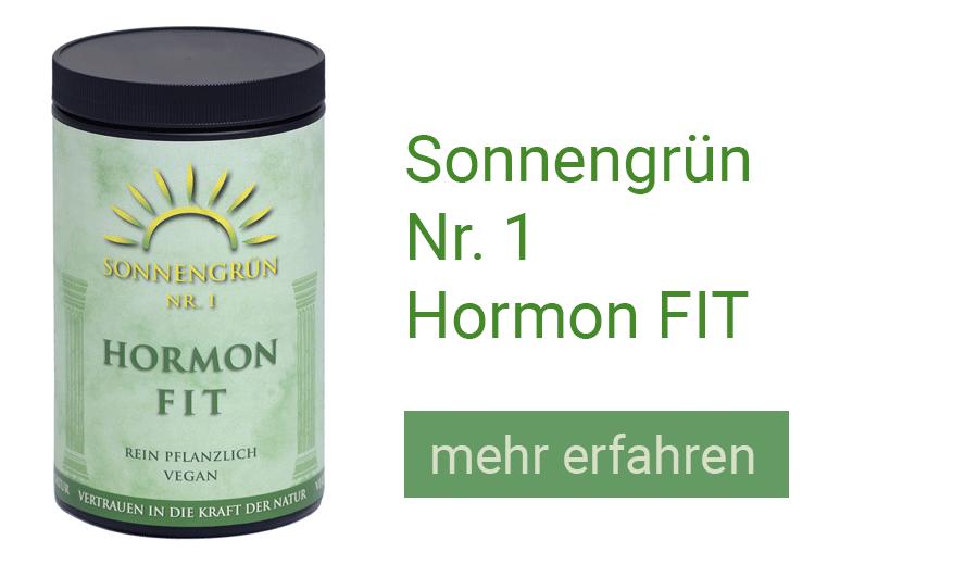 Sonnengrün Hormon FIT
